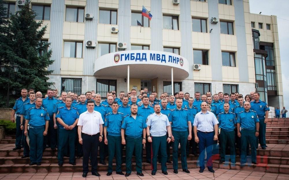 Сотрудники ГИБДД ЛНР готовятся к оказанию услуг