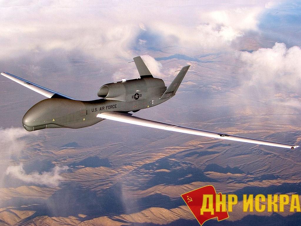 самолет-разведчик RQ-4B