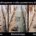 Какой транспорт прогрессивнее?