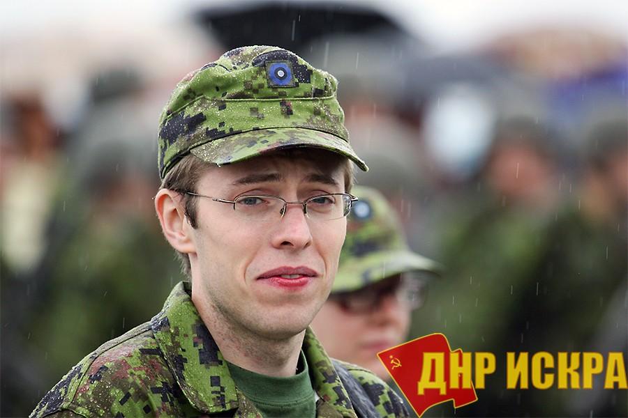 Эстонская армия всех сильней.