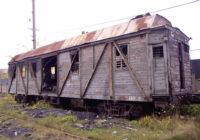Украинские товарные вагоны