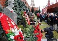 Могила товарища Сталина.