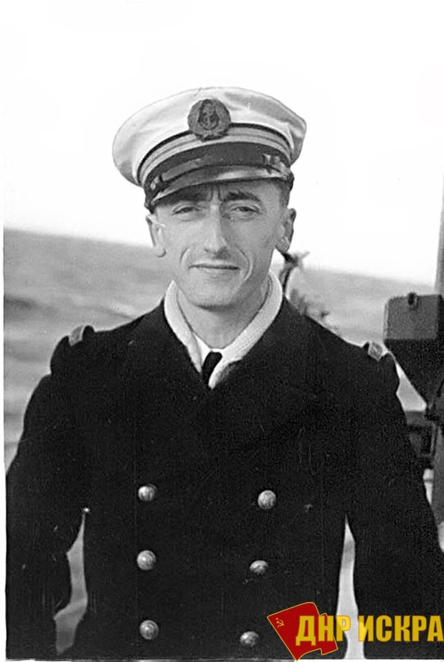 В годы Второй мировой войны знаменитый французский исследователь океана Жак-Ив Кусто становится членом движения Сопротивления.