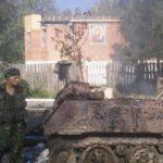Приближается 4-я годовщина полного освобождения Шахтерска от бандеровского сброда