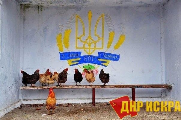 Фашистская Украина.