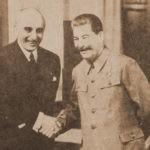 Джозеф Дейви и Иосиф Сталин Май 1943