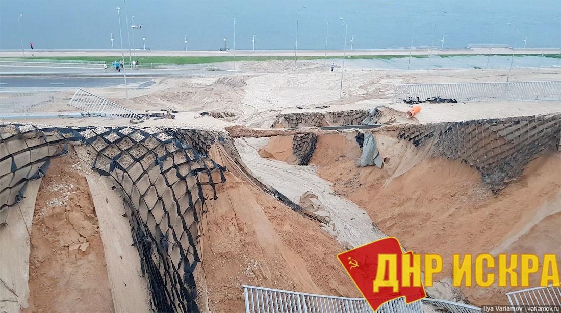 Волгоградский стадион после ЧМ-2018