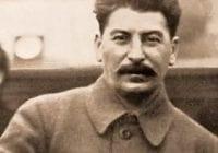 Сталин накануне войны