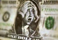 Небойсь, говорю, не доллары.