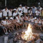 Пионерский лагерь в СССР
