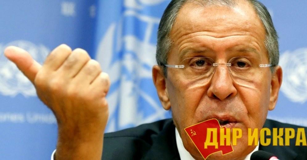 Лавров объяснил, что Россия забрала за долги,  всю зарубежную собственность СССР.