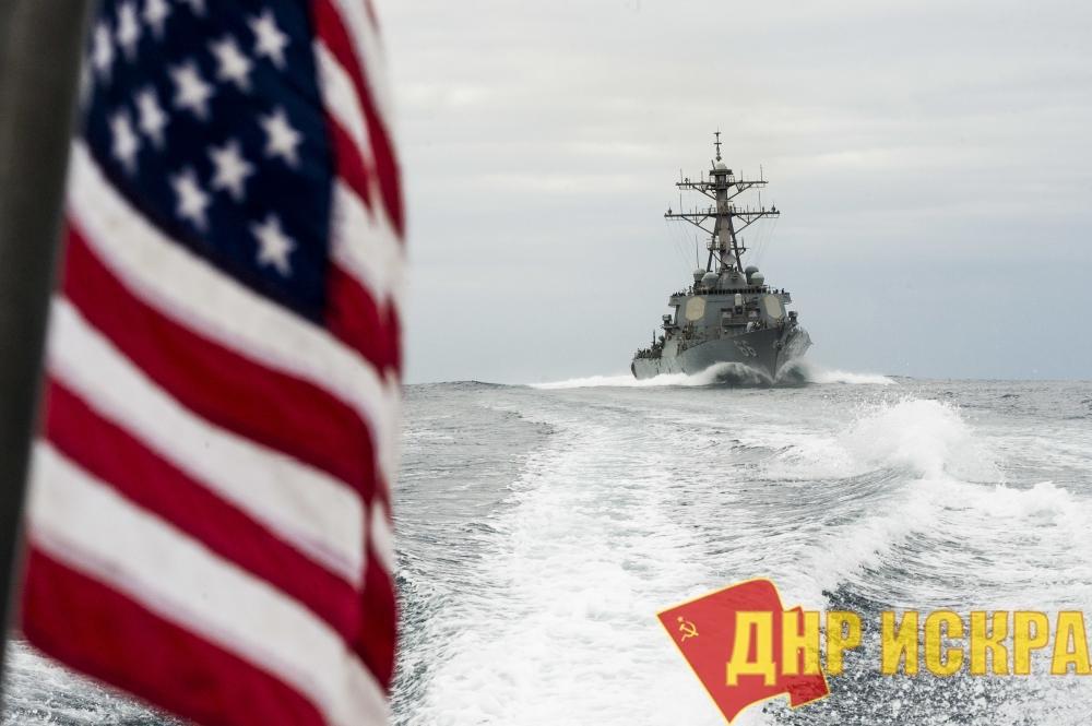 Россия не позволит кораблям НАТО зайти в Азовское море