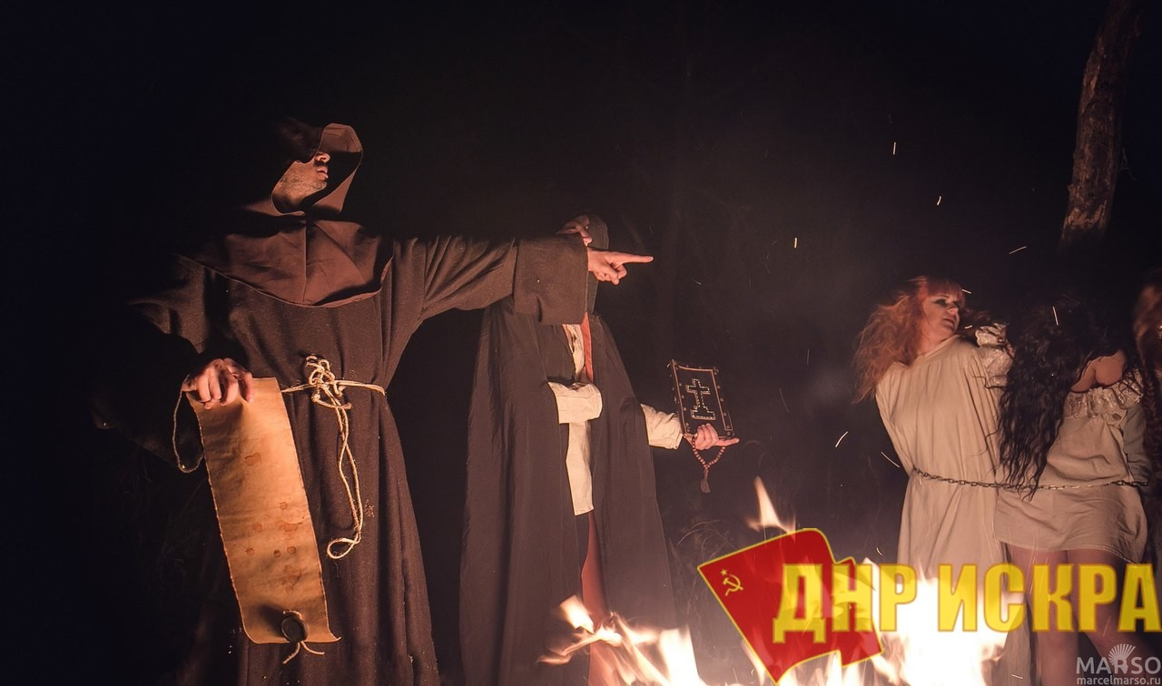 Мракобесие религиозных фанатов в Россиии, или кто такая Мария Мотузная изачто еесудят
