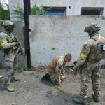 Постановка от Наева о разоружение «Правого Сектора»
