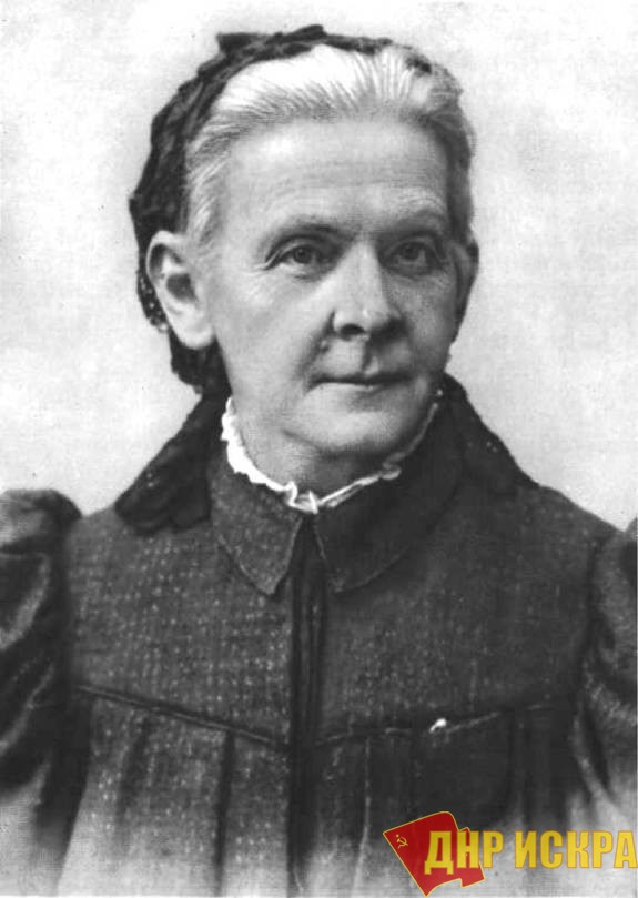 Мария Александровна Ульянова