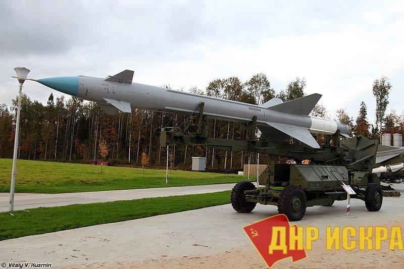 ПВО Москвы. С-25