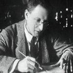 30 августа 1918 года в Петербурге убит председатель Петроградской ЧК Моисей Соломонович Урицкий.