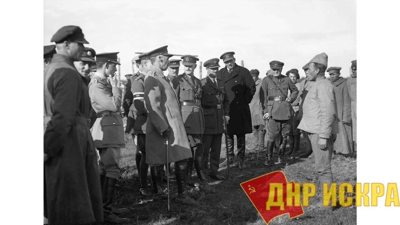 Британская интервенция и гражданская война на Русском Севере