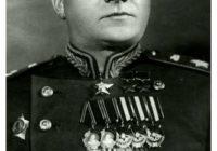 29 августа 1894 г. родился Семён Ильич Богданов — советский военачальник, маршал бронетанковых войск (1945). Дважды Герой Советского Союза (11.03.1944 и 06.04.1945).