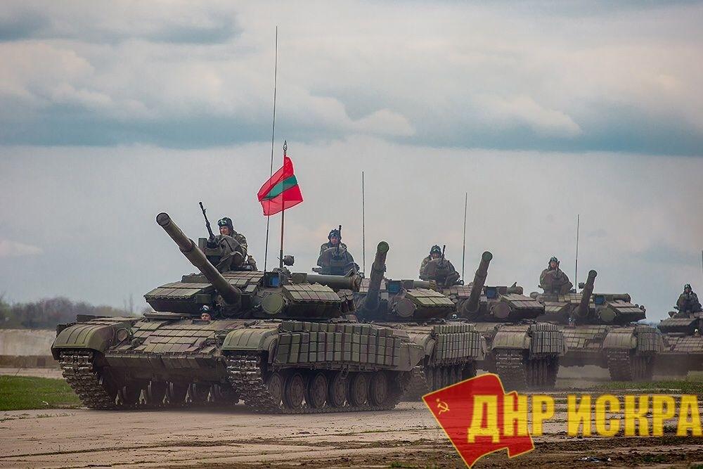 На Украине опасаются вторжения войск РФ из Преднестровья