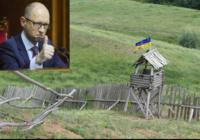 Украина хочет ввести визовый режим для россиян