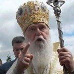 В случае признания созданной такой называемой «единой украинской православной церкви», в ее собственность необходимо будет забрать Киево-Печерскую и Почаевскую лавры, заявил глава УПЦ КП Филарет
