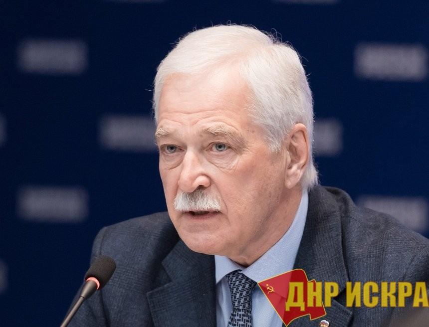 Грызлов назвал Украину террористическим государством