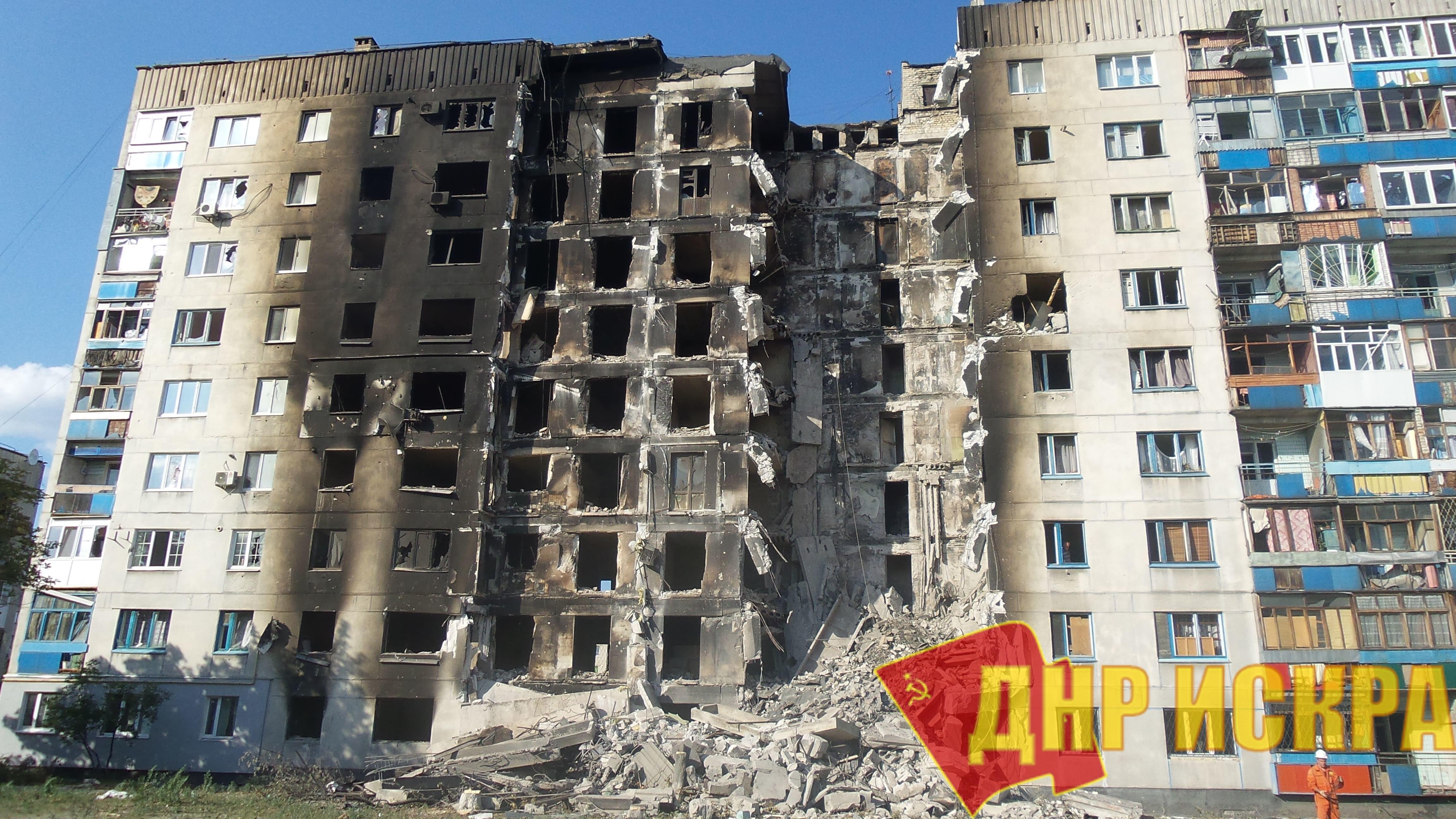 Сводки с фронтов. 11.08.2018