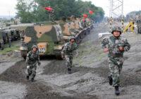 В Челябинскую область прибыли китайские военные с боевой техникой для участия в международных учениях
