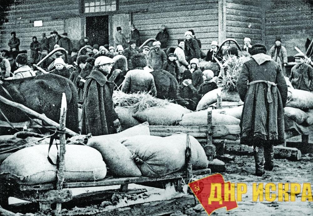 О ГОЛОДЕ В СССР В 1930-Е ГОДЫ И МИФЕ О ГОЛОДОМОРЕ