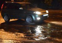 В Николаеве экологическая катастрофа: по городу текут реки фекалий