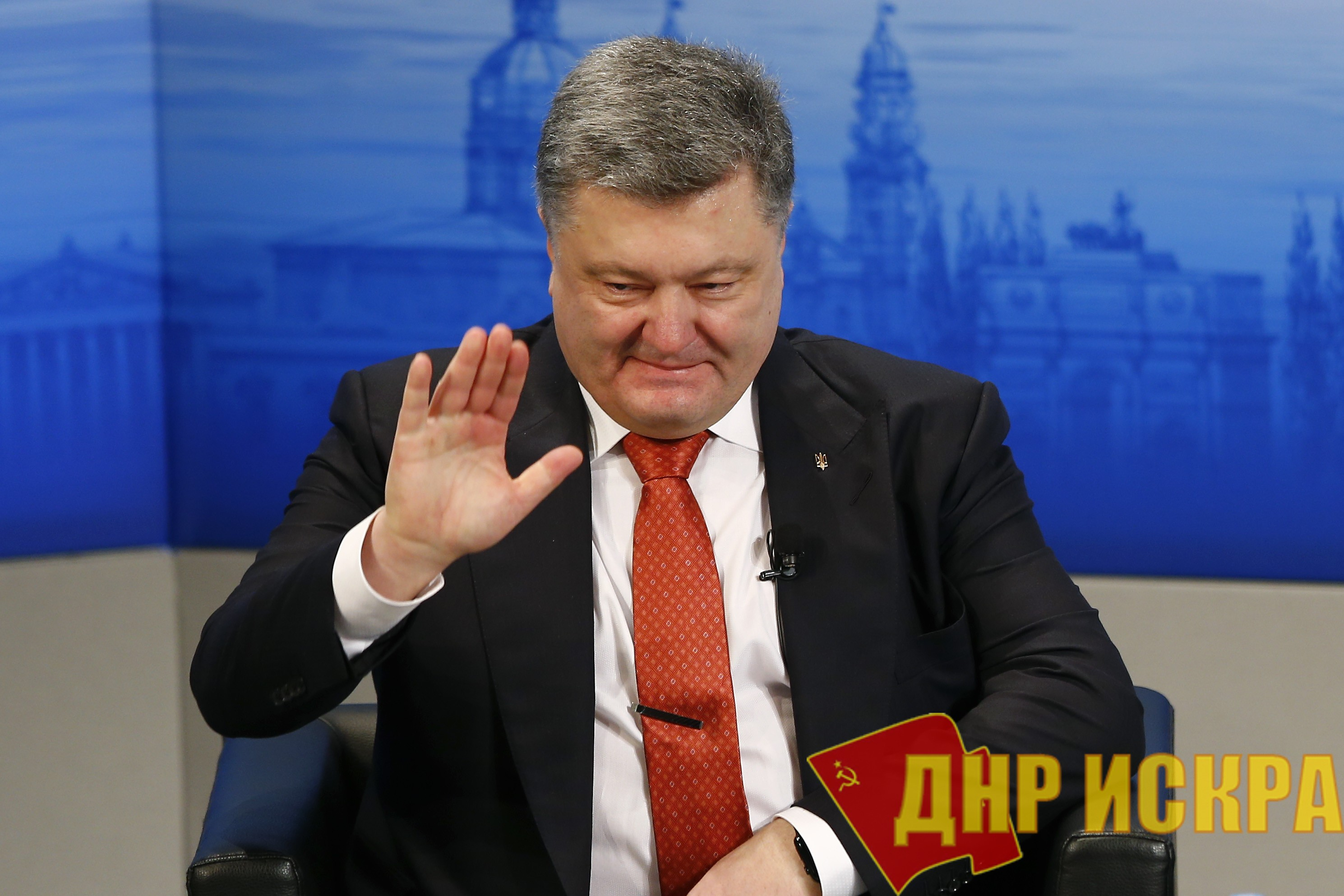 Порошенко заявил, что разрывает все связи с Российской Империей