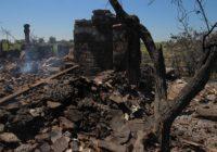 ВСУ полностью уничтожили поселок Желобок в ЛНР