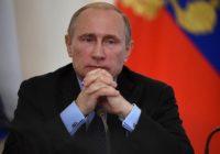 Владимир Путин выразил соболезнования по поводу убийства Главы ДНР Александра Захарченко