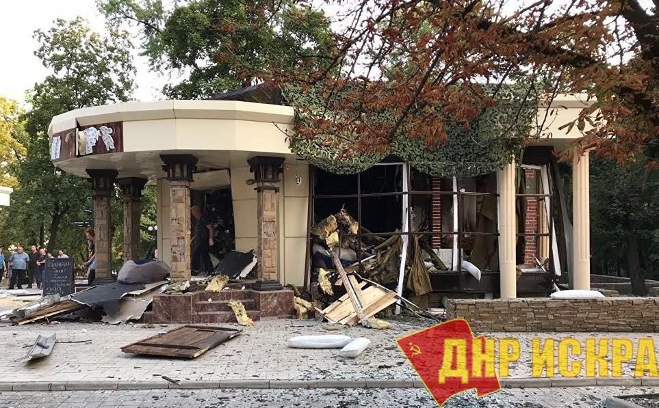 Пришел в себя пострадавший при взрыве Александр Тимофеев