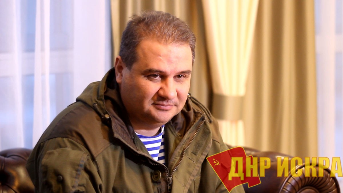 Состояние вице-премьера ДНР Александра Тимофеева - стабильно тяжелое