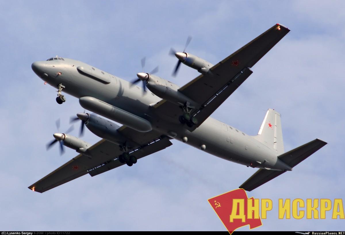 В Сирии пропал российский самолет с 14 военнослужащими на борту