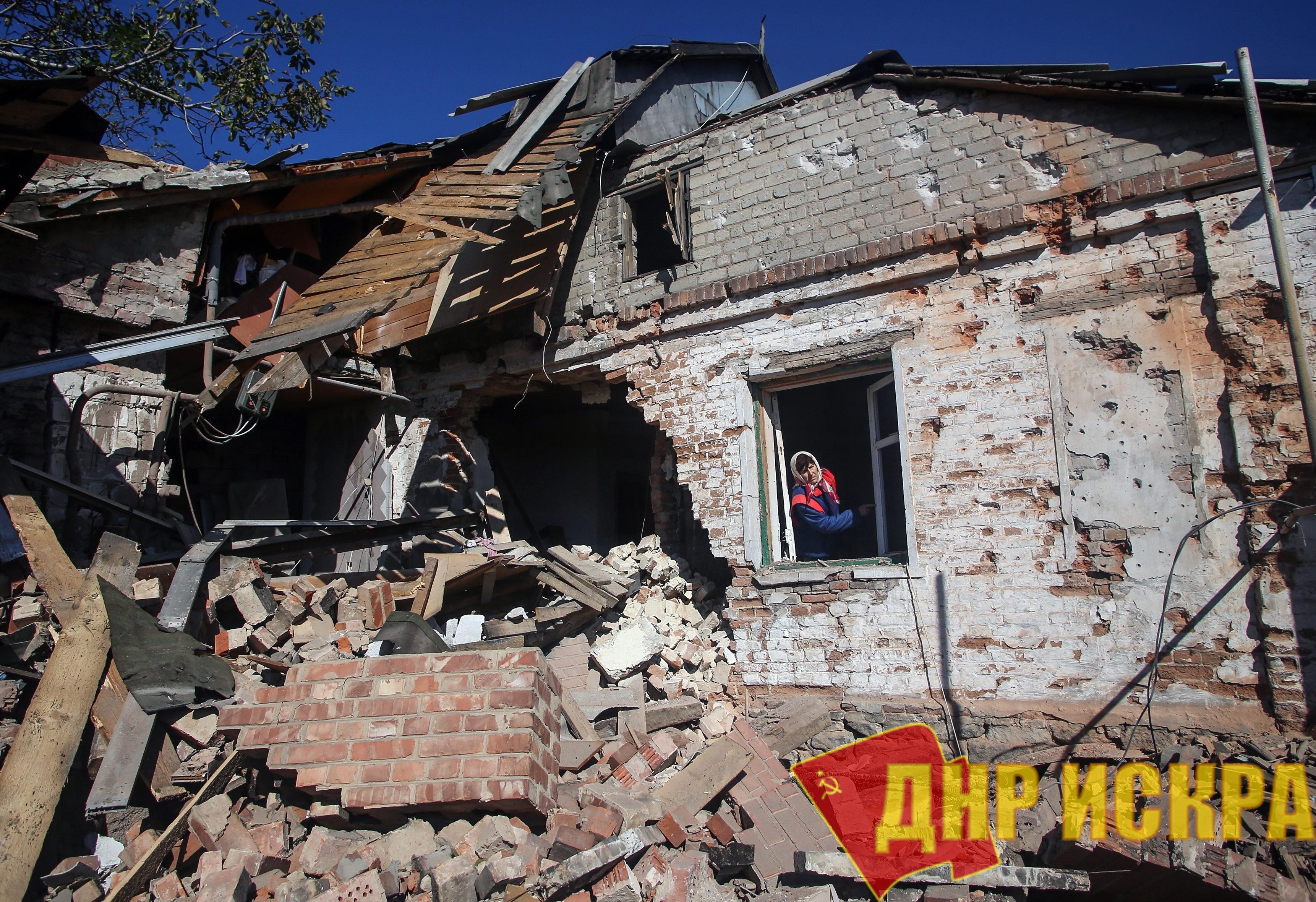 Заявление официального представителя оперативного командования ДНР по обстановке на 29 09 2018