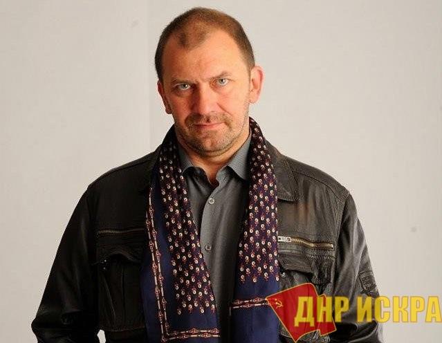 Александр Казаков прокомментировал информацию о том, что он вместе с Александром Тимофеевым и Александром Пашиным («Север») сбежал из ДНР