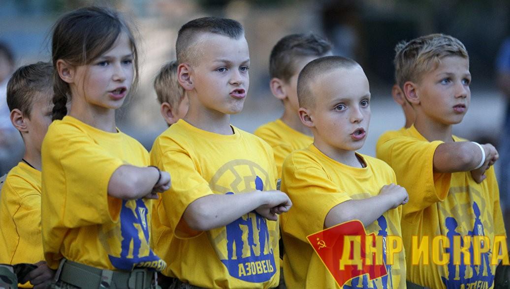 Фашизма на Украине нет? Пропагандисты нацизма из Института национальной памяти Украины создали детскую игру про Украинскую повстанческую армию (УПА)