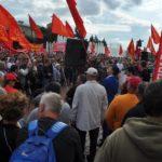 Город Ленина продолжает протесты против людоедской пенсионной реформы