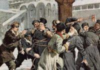 О геноциде священников после революции