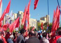 В Иркутске состоялся митинг КПРФ и профсоюзов против пенсионной «реформы»