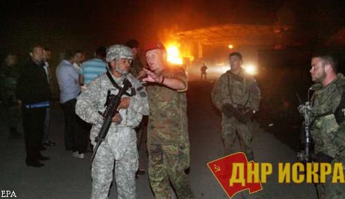 Америка снова решила превратить Косово в Америкосово: НАТО перебросила войска на границу Косово