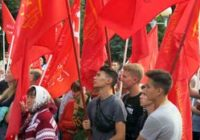 В Чувашии прошли массовые митинги против повышения пенсионного возраста