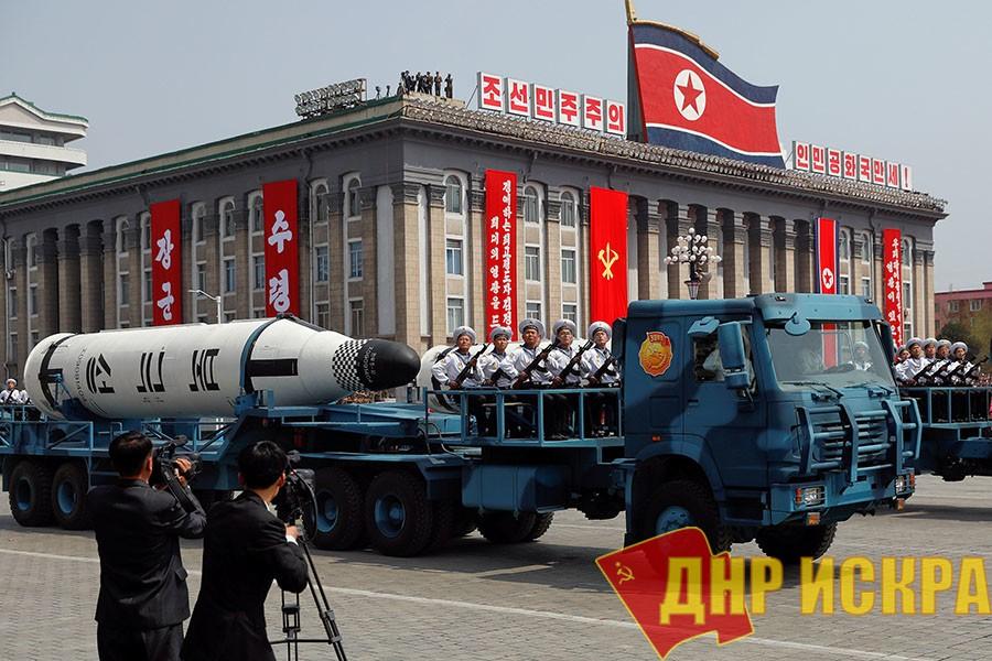 ВКНДР сегодня отмечают 70-летний юбилей создания государства