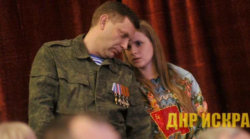 Вдова Захарченко может стать кандидатом на выборах главы ДНР