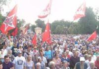В Самаре прошли митинги в рамках Всероссийской акции протеста