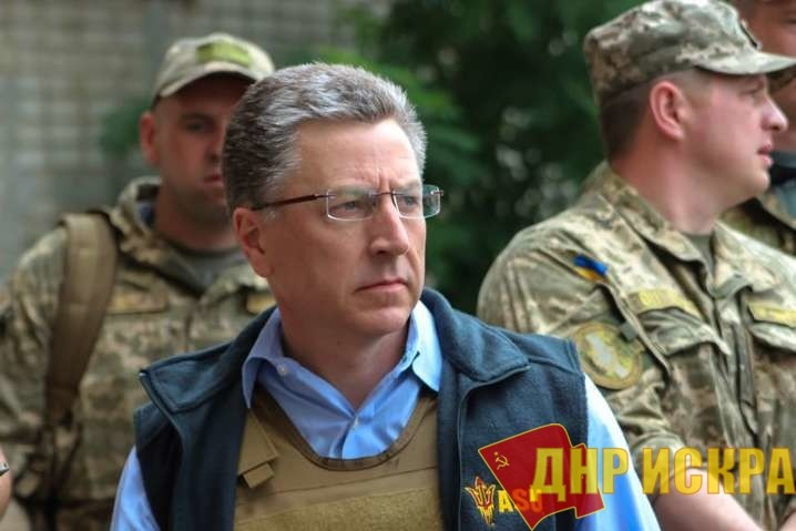 Москва в резкой форме отвергла совместный план Киева и Вашингтона по размещению миротворцев на Донбассе.