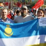 В Бурятии состоялся митинг против пенсионной реформы